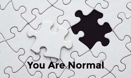 You Are Normal