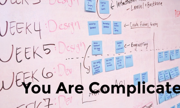 You Are Complicated